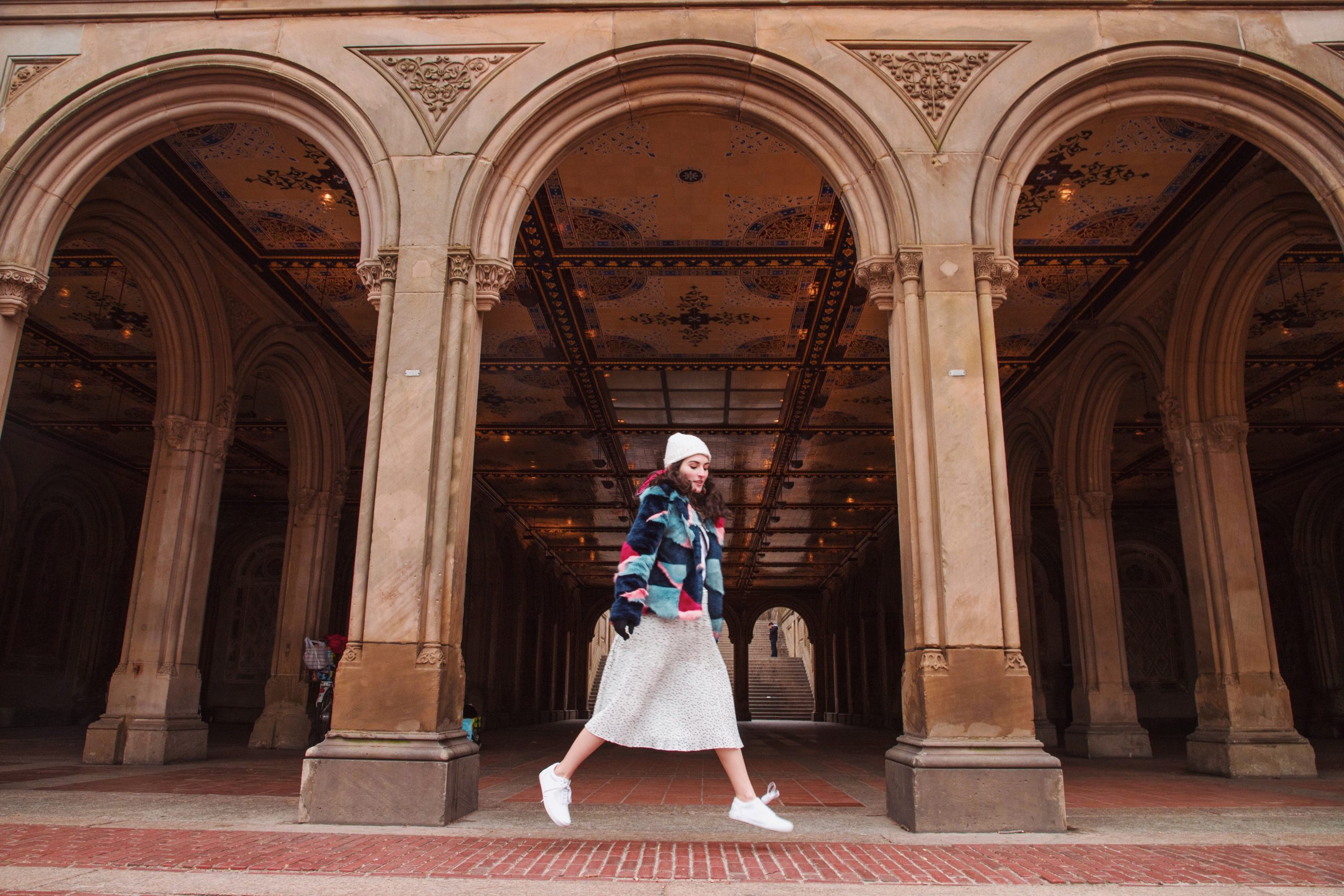 What to visit in Manhattan as a first timer - BETHESDA FOUNTAIN